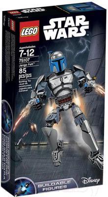 Конструктор Lego Star Wars Jango Fett (75107)