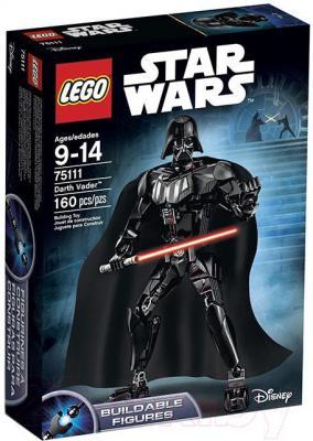Конструктор Lego Star Wars Darth Vader (75111)