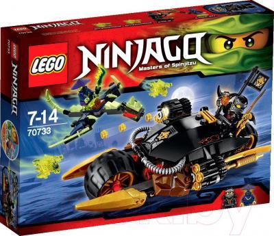 Конструктор Lego Ninjago Бластер-байк Коула (70733)