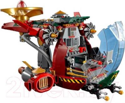 Конструктор Lego Ninjago Корабль R.E.X Ронина (70735)