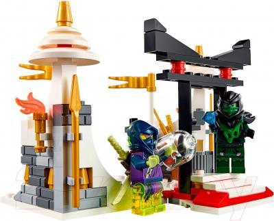 Конструктор Lego Ninjago Атака Дракона Моро (70736)