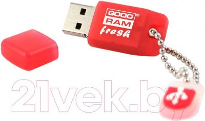 Usb flash накопитель Goodram Fresh Strawberry 8GB (PD8GH2GRFSR9)