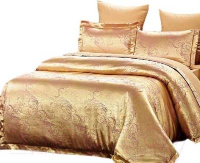 Комплект постельного белья Arya Pure Жаккард Lida (200x220) - общий вид комплекта