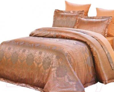 Комплект постельного белья Arya Pure Жаккард Raquel (200x220)