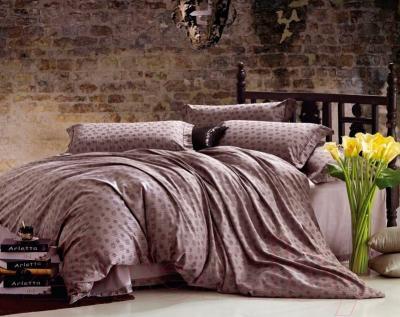 Комплект постельного белья Arya Romance Жаккард Anysia (200x220)