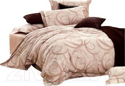 Комплект постельного белья Arya Romance Жаккард Ligia (200x220)