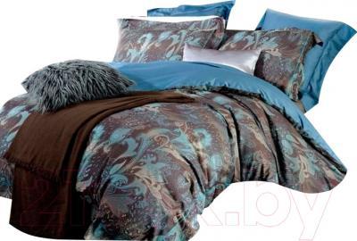 Комплект постельного белья Arya Romance Жаккард Naomi (200x220)