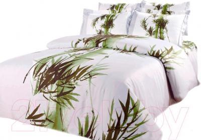 Комплект постельного белья Arya Бамбук Frassino (200Х220) - общий вид комплекта