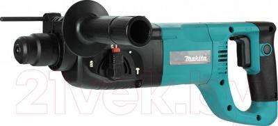 Профессиональный перфоратор Makita HR2455 - общий вид