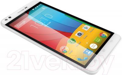 Смартфон Prestigio Muze C3 / PSP3504DUO (белый)
