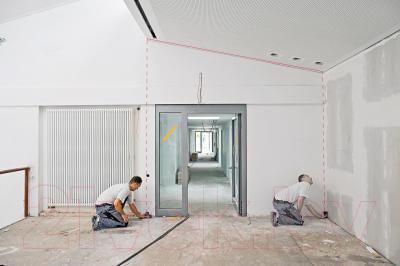 Дальномер лазерный Bosch GLM 150 Professional (0.601.072.000) - в работе