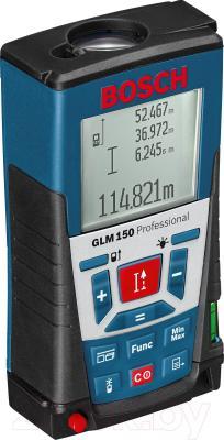Дальномер лазерный Bosch GLM 150 Professional (0.601.072.000) - общий вид