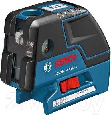 Нивелир Bosch GCL 25 Professional (0.601.066.B00) - общий вид