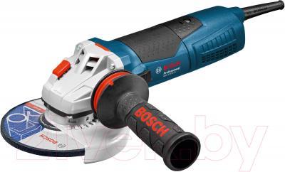 Профессиональная угловая шлифмашина Bosch GWS 15-150 CI Professional (0.601.798.006) - общий вид