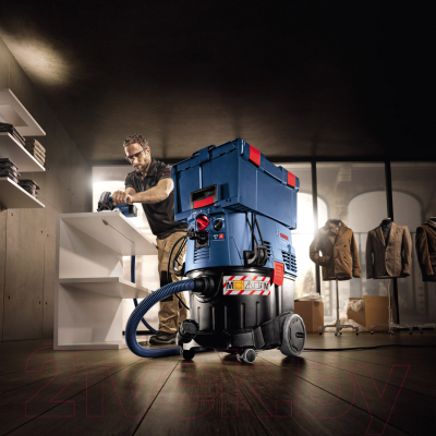 Профессиональный пылесос Bosch GAS 35 M AFC (0.601.9C3.100)