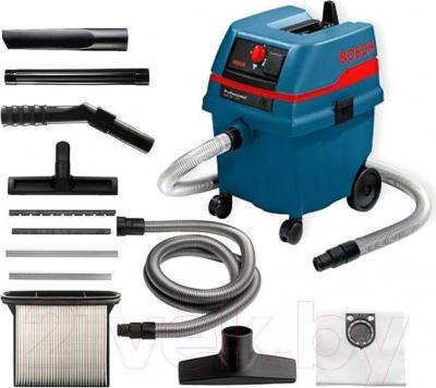 Профессиональный пылесос Bosch GAS 25 L SFC (0.601.979.103) - комплектация