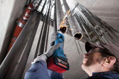 Профессиональная прямая шлифмашина Bosch GGS 18 V-LI Professional (0.601.9B5.304)