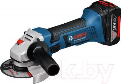 Профессиональная болгарка Bosch GWS 18 V-LI Professional (0.601.93A.30A) - общий вид
