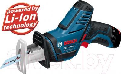 Профессиональная сабельная пила Bosch GSA 10.8 V-LI Professional (0.601.64L.972)