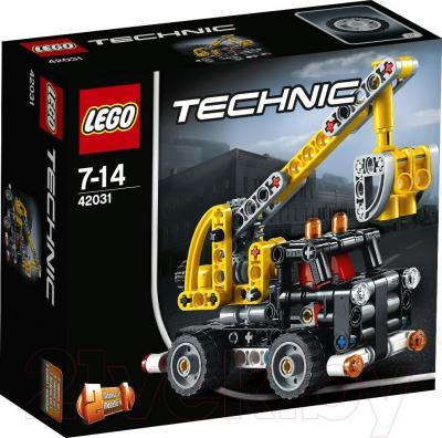 Конструктор Lego Technic Ремонтный автокран (42031)