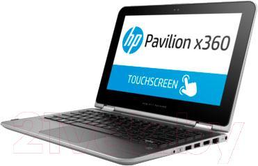 Ноутбук HP Pavilion x360 11-k000ur (M4A84EA)