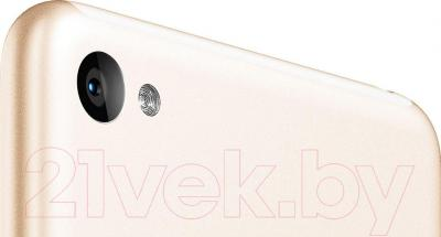 Смартфон Lenovo S90-A (золотой)