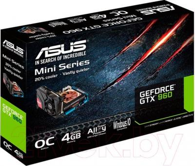 Видеокарта  Asus GeForce GTX 960  4GB GDDR5 (GTX960-MOC-4GD5)