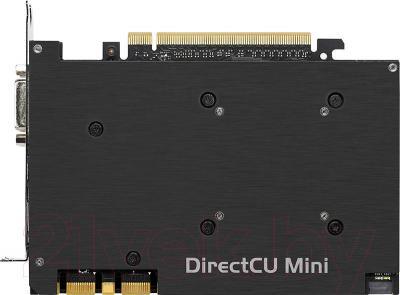 Видеокарта  Asus GeForce GTX 970 DirectCU Mini OC 4GB GDDR5 (GTX970-DCMOC-4GD5)