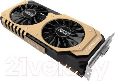 Видеокарта  Palit GeForce GTX 970 JetStream 4GB GDDR5 (NE5X970H16G2-2043J)