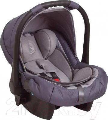 Автокресло Coto baby Latina (серый)