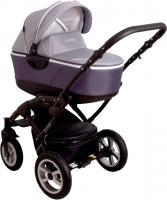 Детская универсальная коляска Coto baby Latina 3в1 (серый) -