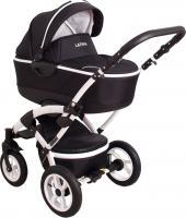 Детская универсальная коляска Coto baby Latina 3в1 (черный) -