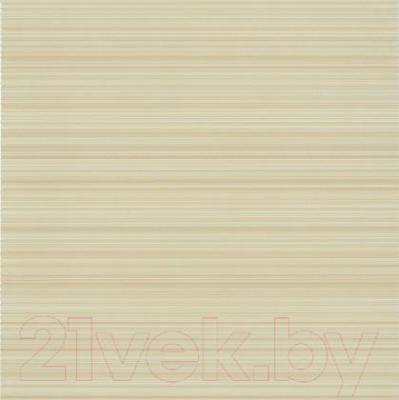 Плитка для пола ванной Уралкерамика Релакс Жасмин ПГ3ЖС004 (418x418, белый/коричневый)