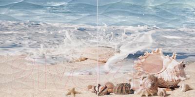 Декоративная плитка Уралкерамика Панно Ривьера ПН97 (1000x498)