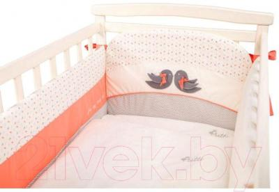 Комплект в кроватку Putti Baby Bird
