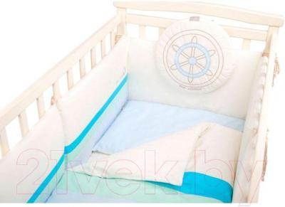 Комплект в кроватку Putti Sea Silence