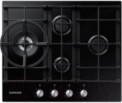 Газовая варочная панель Samsung NA64H3030BK/WT