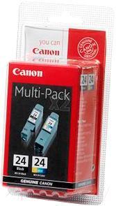 Комплект картриджей Canon BCI-24 MultiPack (6881A051)