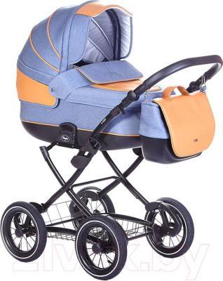 Детская универсальная коляска Anex Classic 2 в 1 (05)