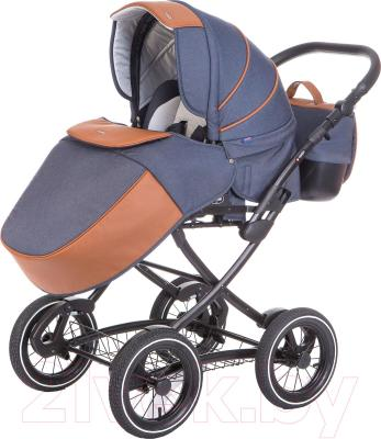 Детская универсальная коляска Anex Classic 2 в 1 (05) - прогулочный блок в другом цвете