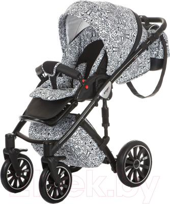 Детская универсальная коляска Anex Sport 2 в 1 (PA04) - прогулочный блок в другом цвете