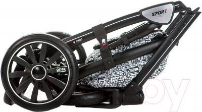 Детская универсальная коляска Anex Sport 2 в 1 (AB01)