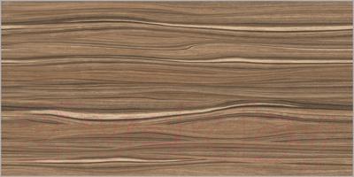 Плитка для стен ванной Уралкерамика Плессо ПО9ПЛ424 (500x249, коричневый)