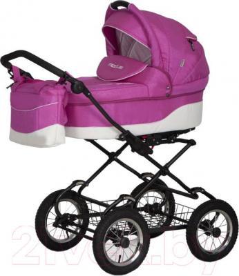 Детская универсальная коляска Riko Modus Classic 2 в 1 (09)
