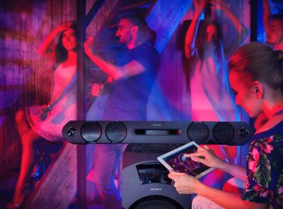 Домашний кинотеатр Sony SS-GT3DP (дополнительный блок)