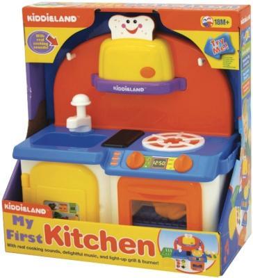 Детская кухня Kiddieland Моя первая кухня (041194) - общий вид
