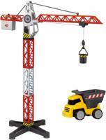 Детская игрушка Dickie Кран с грузовиком (203463337) -