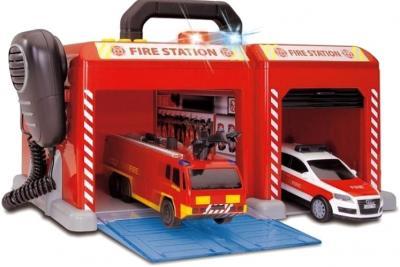 Игровой набор Dickie Станция спасательная (203603128) - общий вид