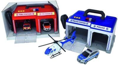 Игровой набор Dickie Станция спасательная (203603128) - 2 вида наборов