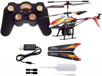 Игрушка на пульте управления WLtoys Вертолет V319 - комплект
